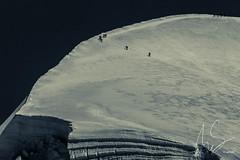IMG_20160823_C700D_115.jpg (Samoht2014) Tags: bergsteiger breithorn kleinmatterhorn landschaft zermatt valledaosta italien