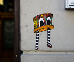 HH-Wheatpaste 3055 (cmdpirx) Tags: hamburg germany reclaim your city urban street art streetart artist kuenstler graffiti aerosol spray can paint piece painting drawing colour color farbe spraydose dose marker stift kreide chalk stencil schablone wall wand nikon d7100 paper pappe paste up pastup pastie wheatepaste wheatpaste pasted glue kleister kleber cement cutout