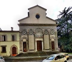 Pistoia - Sant'Andrea (Martin M. Miles) Tags: pistoia santandrea lombard longobard viafrancigena gruamonte adeodatus tuscany toscana toskana italy