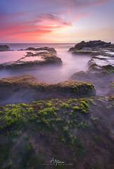 Avatar (arq.alextoro) Tags: acantilado atardecer atardeceres braketing cliff colombia contraluz guajira landscape landscapes olas paisaje paisajes sea sunset musgo ocaso seascape