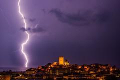 Sicily thunderstorm... (catest79) Tags: ngc fulmine fulmini lightnings lightroom thunderstorm sicily italy pentaxk3ii
