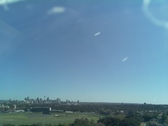 Sydney 2016 Sep 17 09:28 (ccrc_weather) Tags: ccrcweather weatherstation aws unsw kensington sydney australia automatic outdoor sky 2016 sep morning