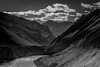 And then the river spoke (Samarth Mediratta) Tags: ifttt 500px mountains himalayas clouds black white monotone mountain travel river water sky spiti lahaul