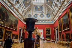 2016 - Baltic Cruise - St. Petersburg - Hermitage 14 (Ted's photos - For Me & You) Tags: 2016 cropped tedmcgrath tedsphotos vignetting russia thesmallitalianskylightroom thesmallitalianskylightroomhermitage hermitage stpetersburg museum thestatehermitagemuseum unesco unescoworldheritagesite unescoworldculturalcentre urn