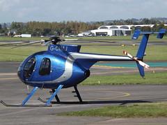 G-CIMJ Hughes 500 Helicopter Transair (UK) Ltd (Aircaft @ Gloucestershire Airport By James) Tags: gloucestershire airport gcimj hughes 500 helicopter transair uk ltd egbj james lloyds