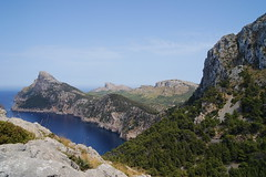 Another stunning view.... (Steenjep) Tags: holiday coast spain coastline mallorca majorca formentor capdeformentor miradordescolomer