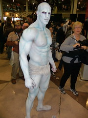 P1080597 (Randsom) Tags: nyc newyork halloween muscles monster costume cosplay alien ridleyscott scifi creature built comicconvention 2012 prometheus javitscenter nycomiccon newyorkcomiccon