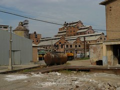P1100709 (Matei D.) Tags: old industry landscape industrial factory communism processing