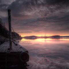 Evening light (Geir Vika) Tags: vann srlandet kristiansand vika sj geir bildekritikk geirvika