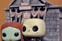 the wedding of the pumpkin king (gammaraybots / tom torrey) Tags: santa christmas original