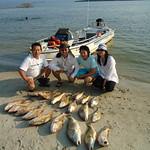pousada camping pesca
