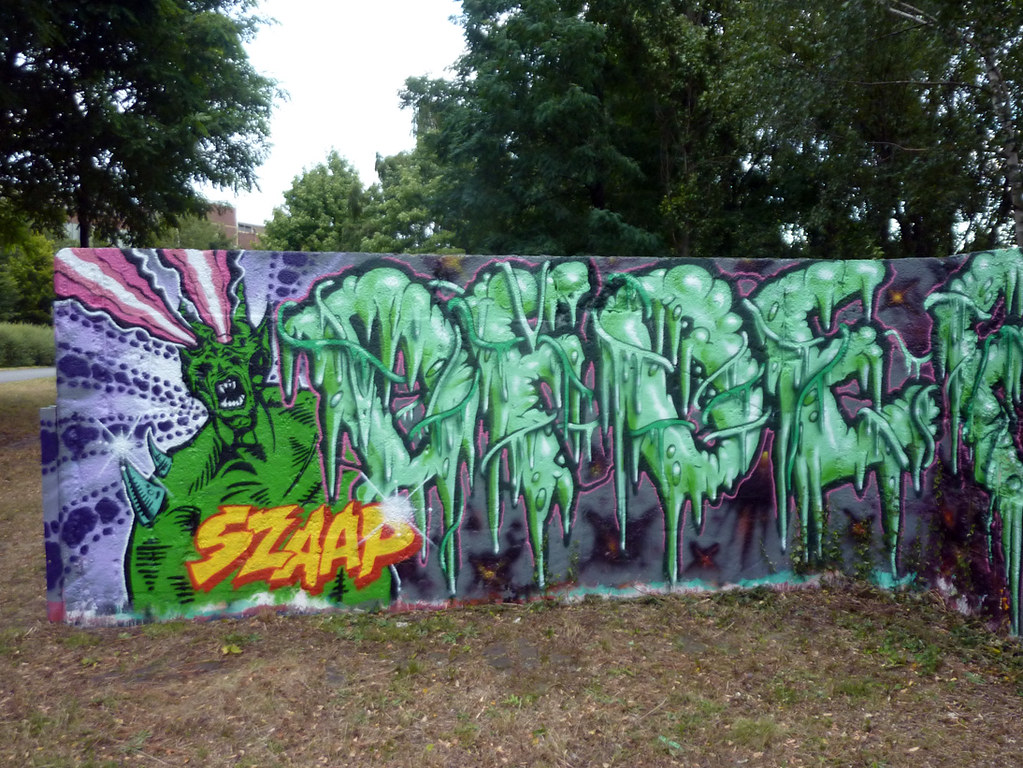 Graffiti Duisburg the s best photos of dfoe and duisburg flickr hive mind