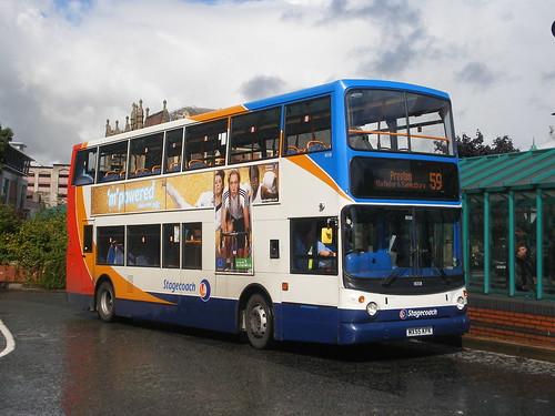 Stagecoach Merseyside & Sth Lancashire, 18358 [MX55KPK] - Blackburn (19/09/12)