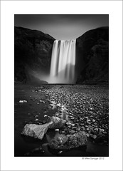 Iceland 20 (Mike. Spriggs) Tags: waterfall iceland skogafoss