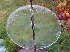 Ice (Vaeltaja) Tags: autumn lake ice suomi finland october oulu syksy j lokakuu kuivasjrvi