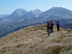 Escursionismo Laga - Monte di Mezzo da Alvi