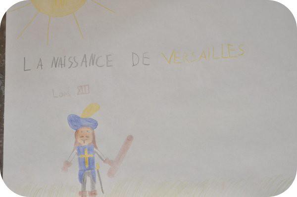 Une journée à Versailles Louis XIV
