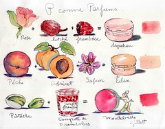 The Flavor Thesaurus (Paris Breakfast) Tags: