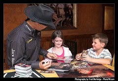 Rocky Mcdonald Pro Bull Rider PBR Autograph Signing @ Ranch House Kitchen Town Square Las Vegas Nevada October 23, 2012 (Fred Morledge) Tags: ranch las vegas house kitchen square town nevada rocky bull autograph fred pro pbr rider jackdaniels signing mcdonald 2012 photofm photofmcom morledge
