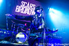 Scars On Broadway @ Royal Oak Music Theatre, Royal Oak, MI - 10-24-12