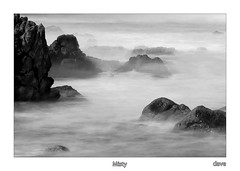 Misty (david.gill12) Tags: longexposure autofocus wavesandrocks greatphotograhers