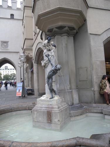 Brunnenbuberl