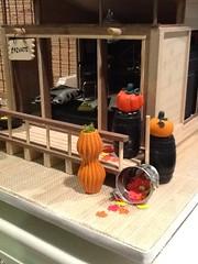 The Witch's Lair (harvest detail) (studioseven) Tags: modern miniatures 116 dollhouse neville cb2 nevillehouse