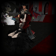 Dancing With My Demon (TrinityAironaut) Tags: fashion style sl secondlife newrelease secondlifefashion
