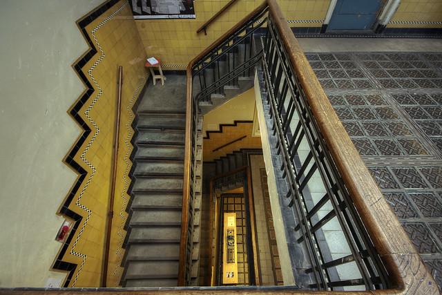 staircase schellens factory