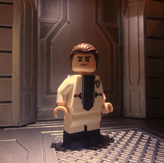 LEGO Halo 4 : Forward Unto Dawn - Cadet Lasky (MGF Customs/Reviews) Tags: dawn war lego infinity chief 4 halo games master requiem forward the cortana unto unsc didact prometheans