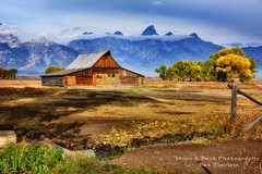 Gentleness (Aspenbreeze) Tags: autumn mountains nature fog barn natureza beverly wyoming prairie oldbarn grandtetonnationalpark mountainpeaks fallseason antelopeflats thegalaxy mormonbarn antiquebarn feaves zuerlein aspenbreeze rememberthatmomentlevel1 rememberthatmomentlevel2 bestevergoldenartists topphotospots tpslandscapes bewiahn gpsetest