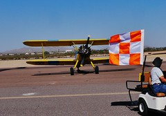 102712-164, Traffic Officer (skw9413) Tags: arizona aircraft 1442mmlens copperstateflyin