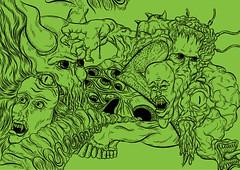 Kensington Gore Wrap Full (will.adams) Tags: museum illustration albert victoria va gore horror kensington