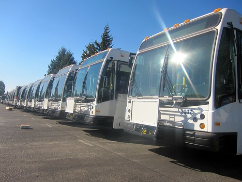new trimet buses