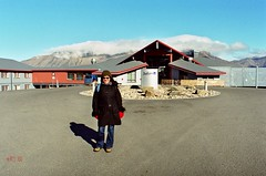 Radisson hotel, Longyearbyen, August 2004 (5telios) Tags: norway norge el svalbard midnightsun longyearbyen nikkormat northpole spitzbergen nikkormatel