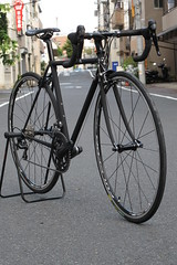 IMG_1159 (EastRiverCycles) Tags: road bicycle tokyo steel 2012 morishita vivalo     eastrivercycles  kaisei4130r