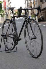 IMG_1159 (EastRiverCycles) Tags: road bicycle tokyo steel 2012 morishita vivalo     eastrivercycles  kaisei4130r