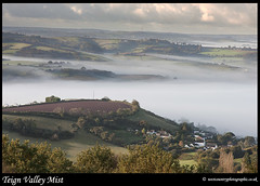 Teign Valley mist - Explore Front Page (Rob Kendall (aka minolta mad)) Tags: mist fog sony valley teignmouth a900 robkendall teighnbridge