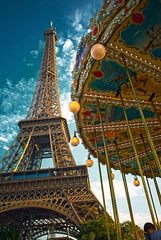 tour effel et le carrousel  Paris (Lingzhi WU) Tags: paris france carrousel   toureffel  lingzhiwu