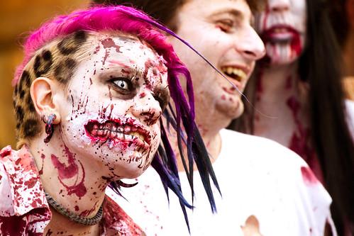 Joburg Zombie Walk 2012-73