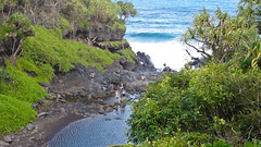 DSC09269 (toddity) Tags: ocean hawaii maui pools roadtohana oheogulch