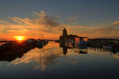 tramonto alle saline ( Explore ) (rinogas) Tags: sunset italy tramonto sicily saline sicilia trapani marsala photomix mozia rinogas bestevergoldenartists