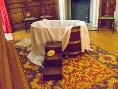 William III's bath, Hampton Court Palace (Marion CW) Tags: london bathroom baths hamptoncourtpalace williamiii