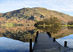 DSC_0133-2 Ullswater (wilkie,j ( says NO to badger cull :() Tags: uk winter mountains water reflections landscape countryside nikon scenery jetty lakes lakedistrict january scenic cumbria mornings nationalparks nationaltrust nationalgeographic ullswater scenicwater sceniclandscape