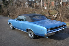"""1966 Chevelle SS 396 Convertible • <a style=""""font-size:0.8em;"""" href=""""http://www.flickr.com/photos/85572005@N00/8371639814/"""" target=""""_blank"""">View on Flickr</a>"""