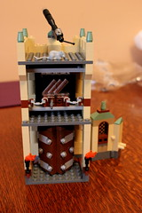 The Astronomy Tower - Interior (Vik_O) Tags: lego harrypotter hogwarts