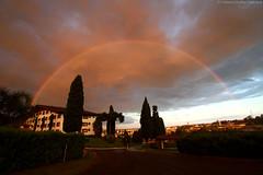 Arco-íris (fabsciack) Tags: brazil sky rain brasil arcoiris clouds rainbow chuva nuvens santacatarina fraiburgo rotadaamizade valedocontestado