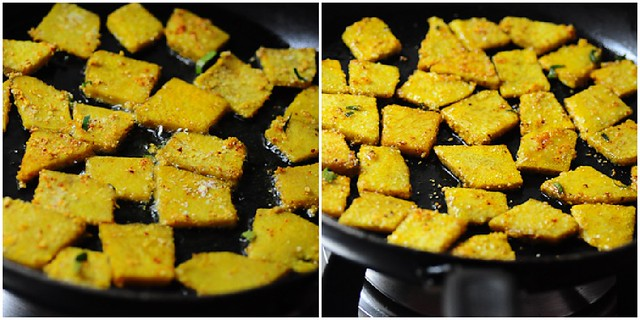 Yam Fry-Yam Tawa Roast-Indian Yam Recipes