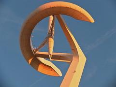 Montjuïc. Torre de comunicaciones de Telefónica     [EXPLORED - 27/01/2013]
