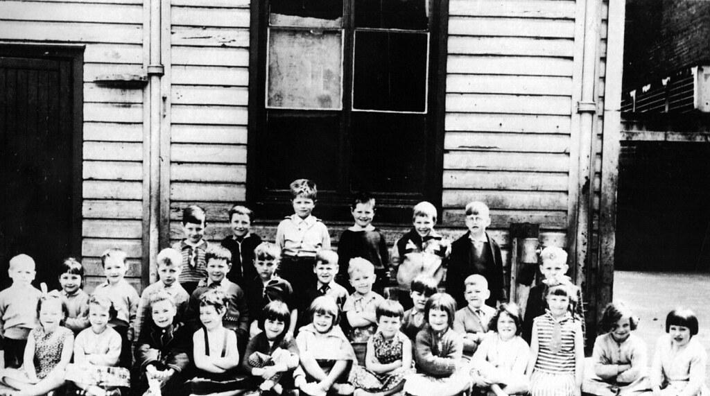 St Davids School Townhead 1964